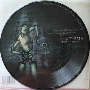013 - F.E.V.E.R. + Aenima - Split 7 Inch B