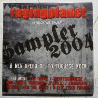 018 - Various Artists - Raging Planet Sampler 2004