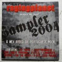 018 - Various Artists - Raging Planet Sampler 2004
