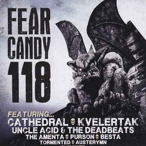 121 - Various Artists - Fear Candy 118