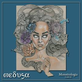 166 - Medusa - Monstrologia (Lado A)