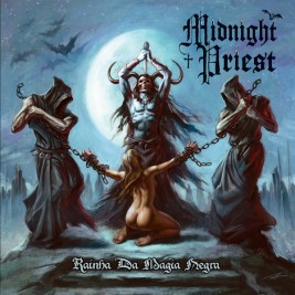 201_Midnight Priest - Rainha Da Magia Negra