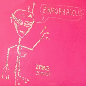 215 - Zorg - Enãoeradeus