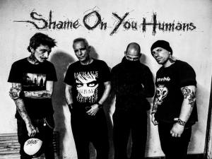 222 - Shame On You Humans - Atheist